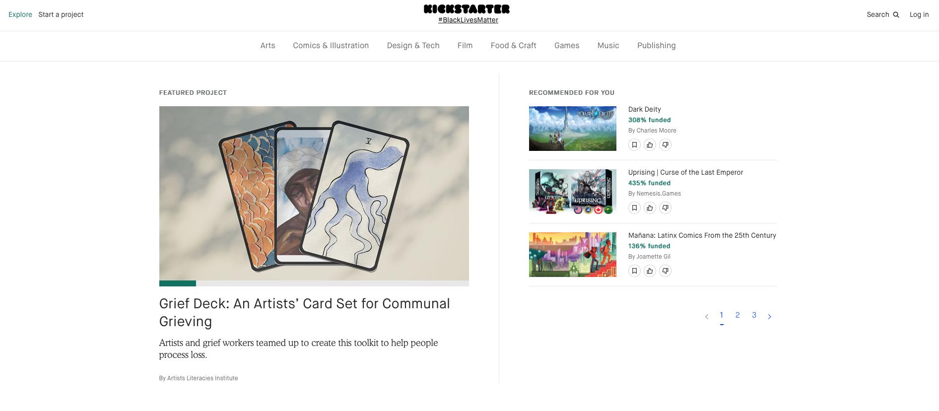 starting a crowdfunding platform